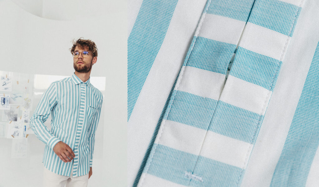 Mint Teikning Shirt