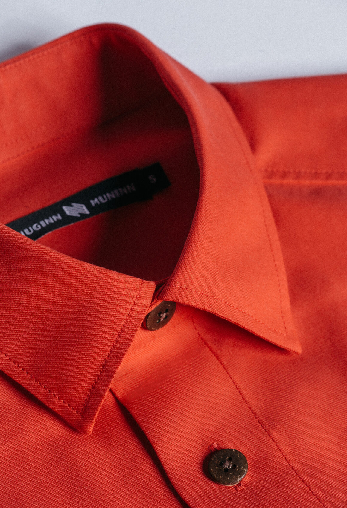 Red Heimdallur Overshirt