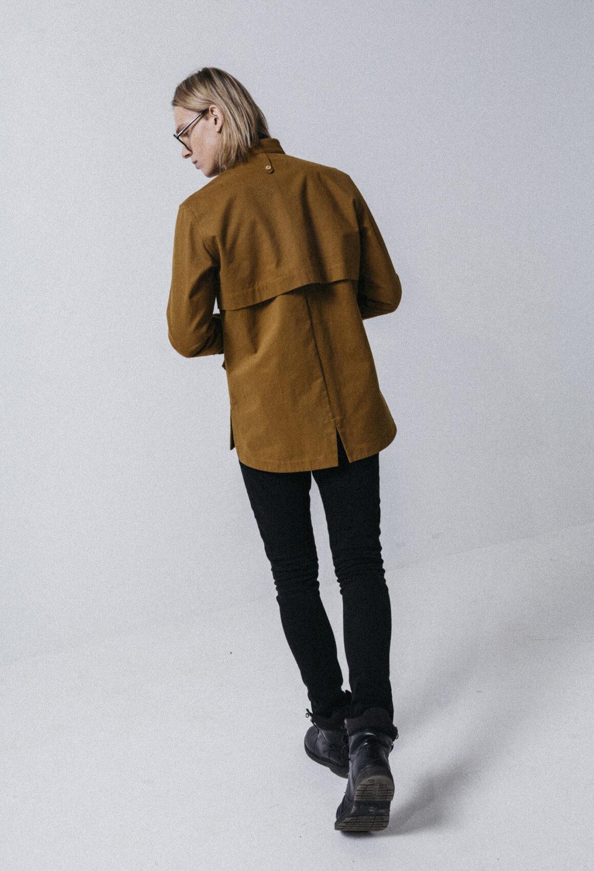 Caramel Namaskard Jacket