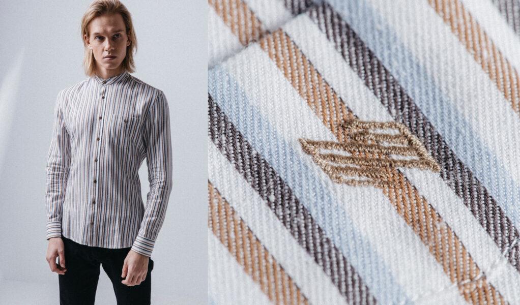 Striped Silk Mimir