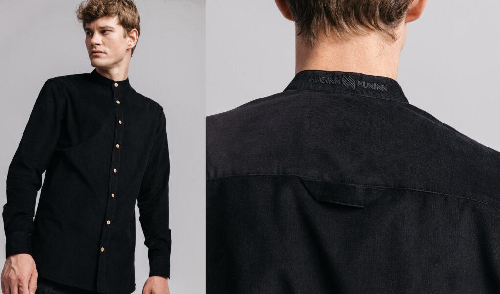 Black Mimir shirt