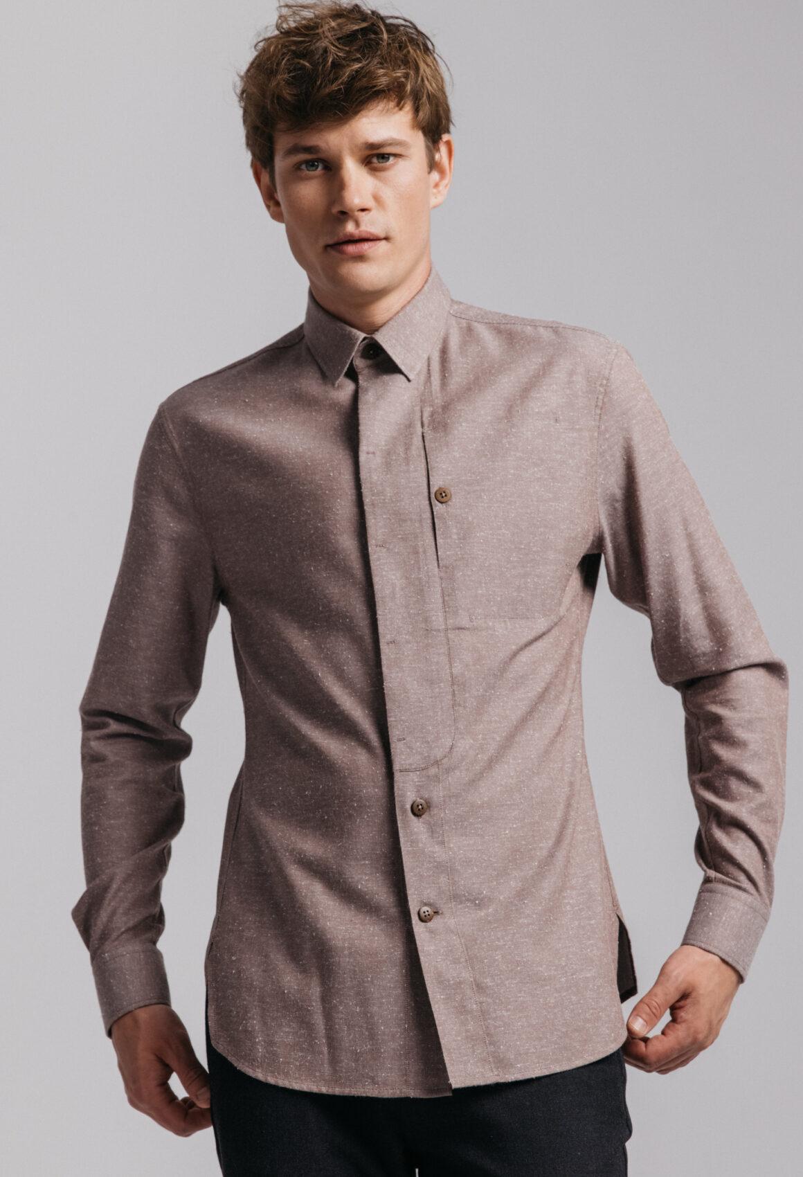 Silk Gulfoss shirt