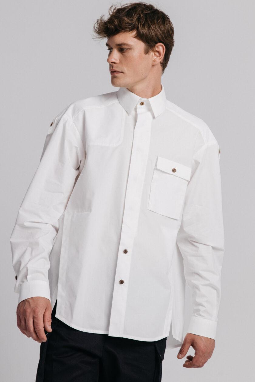 White Alda shirt